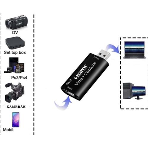 kamera élő adás rögzítő