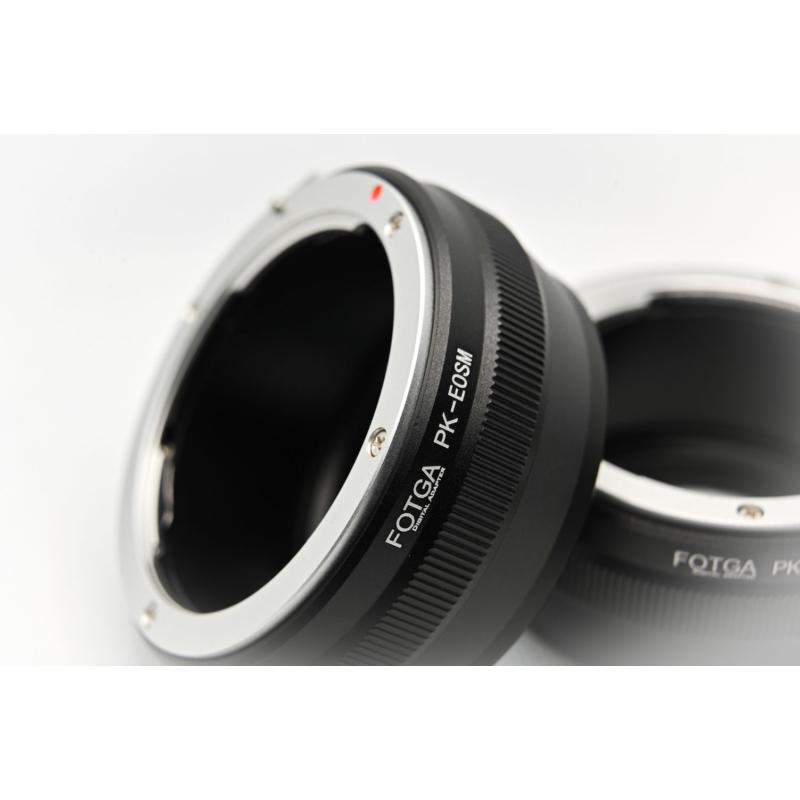 Canon EOSM Pentax adapter