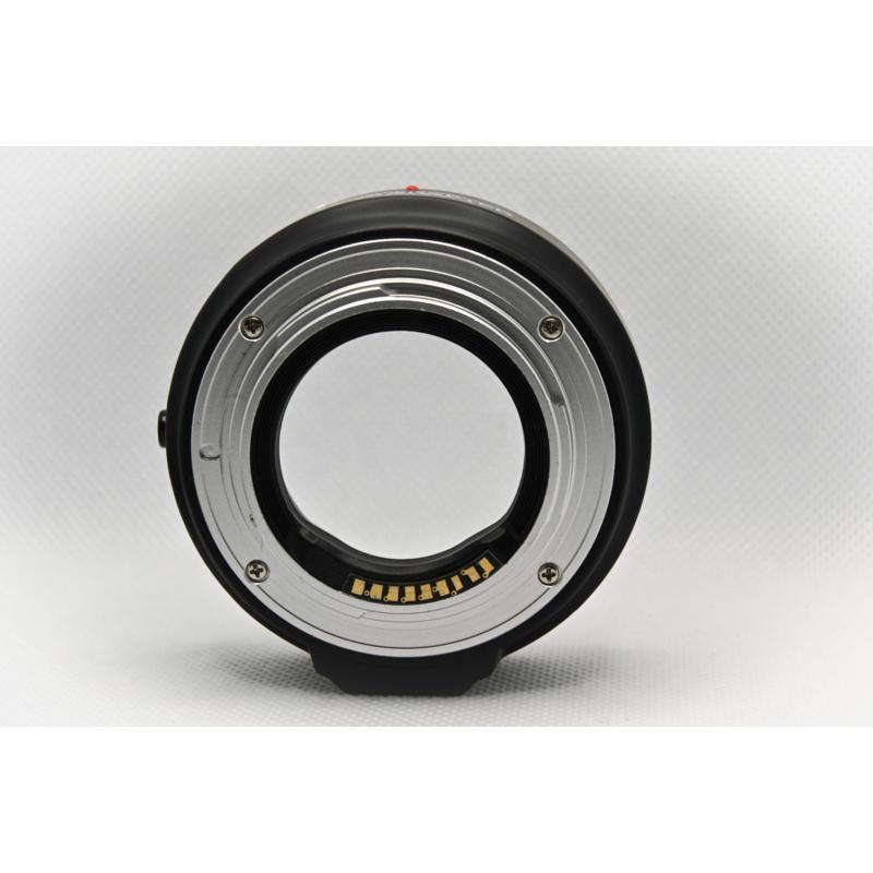 canon eos eosm adapter autofokusz