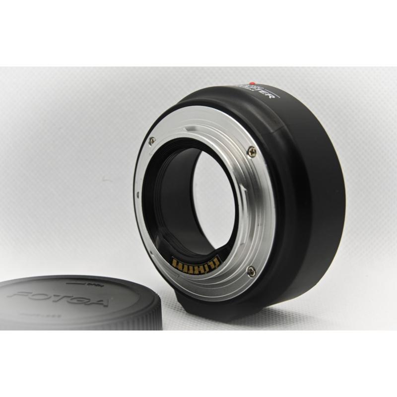 autofokuszos canon eosm eos adapter