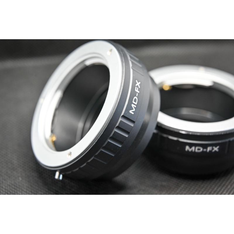 Minolta Fujifilm adapter