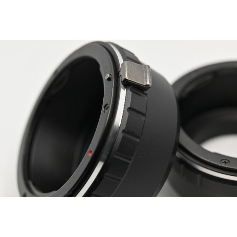 Pentax Fujifilm adapter