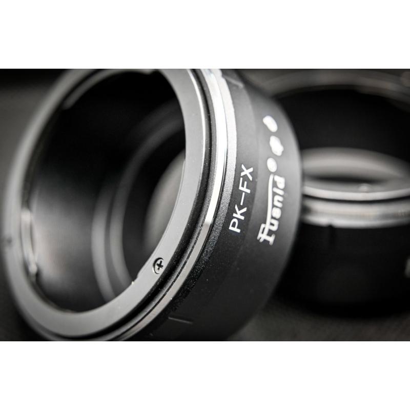 Fujifilm Pentax K