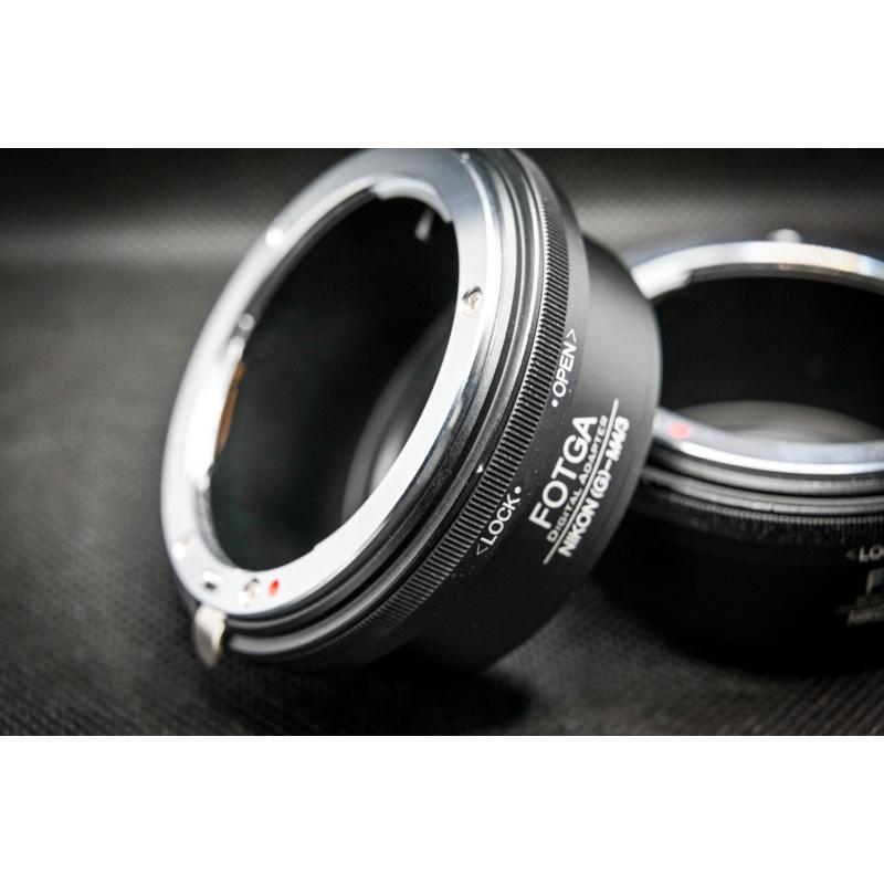 Nikon m4/3 adapter