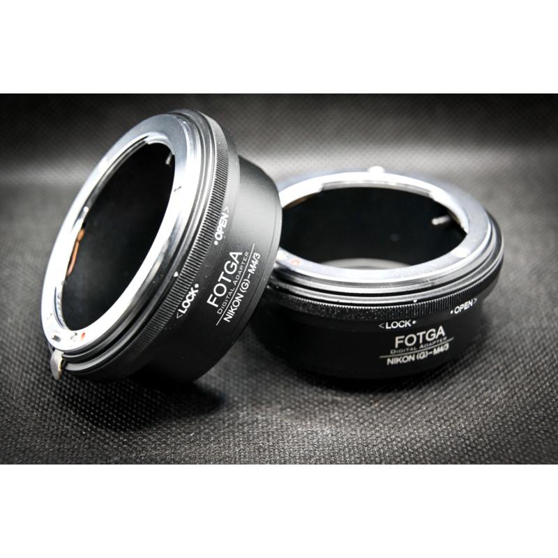 micro 4/3 Nikon adapter
