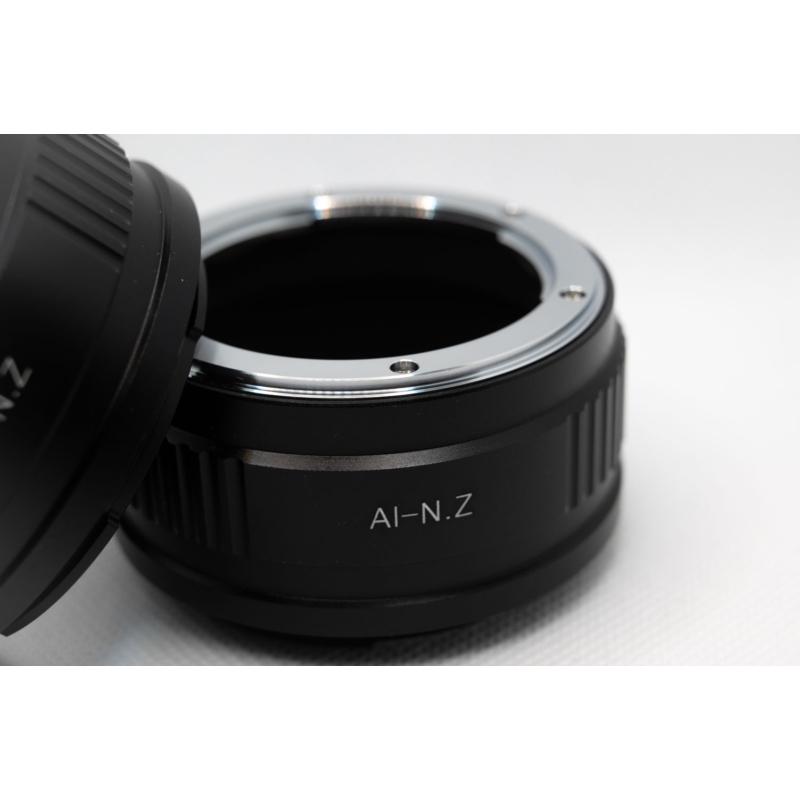 Nikon Z50 Nikon adapter