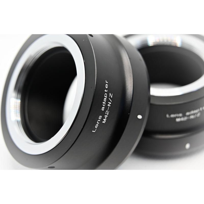 M42 Nikon Z adapter