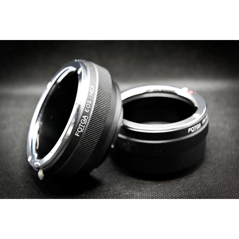 Sony E Canon EF S átalakító