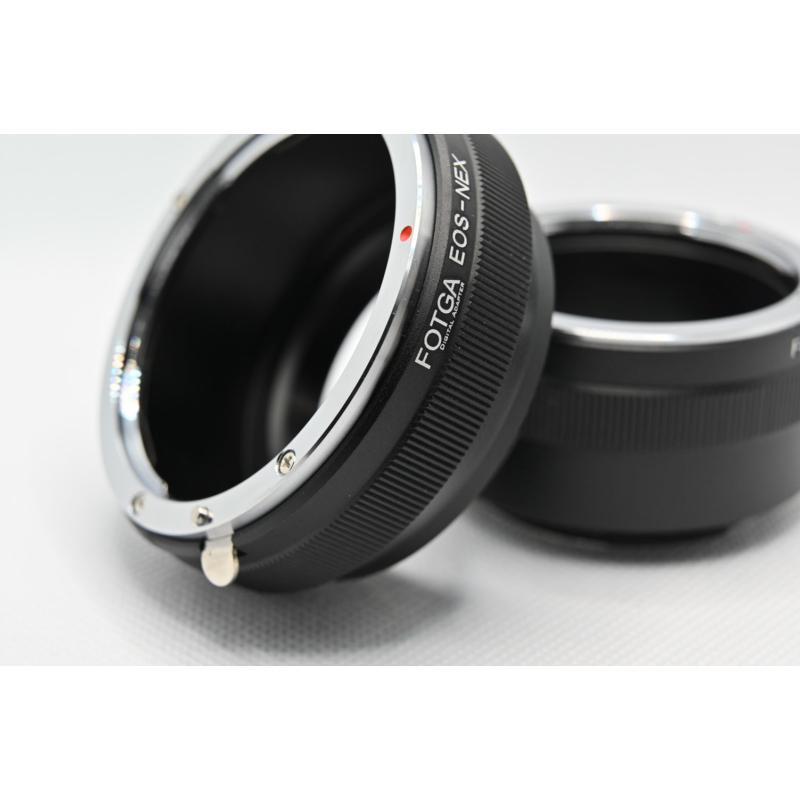 Sony E Canon EF adapter