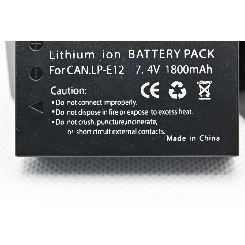 LPE12 akkumulator