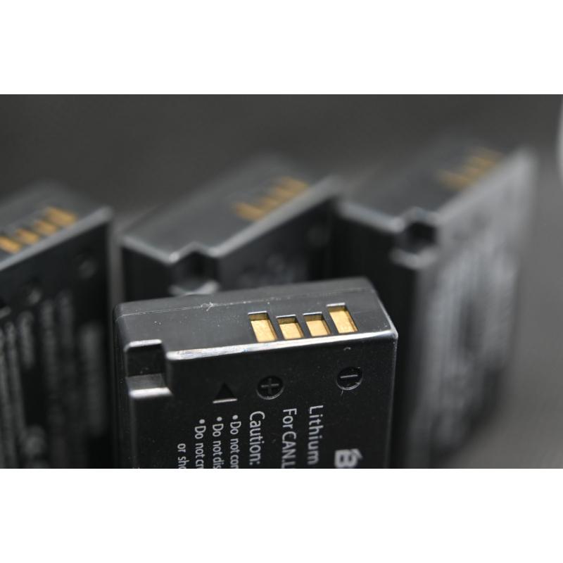 Canon 250D battery