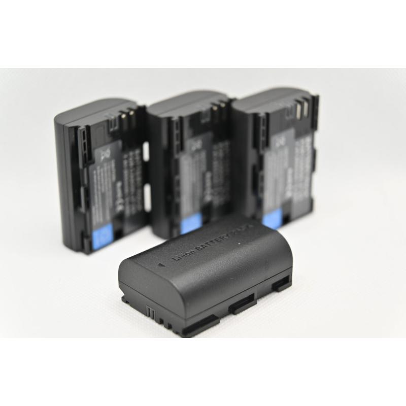 Canon 90D akkumulátor 2650 mAh - Canon LP-E6N