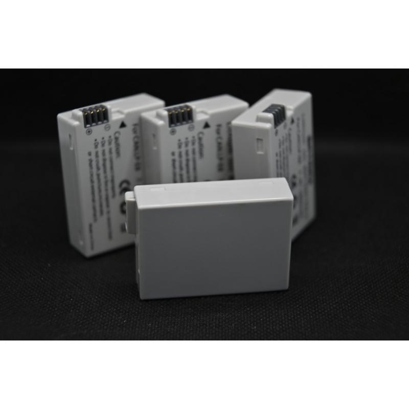 Canon 600D akkumulátor