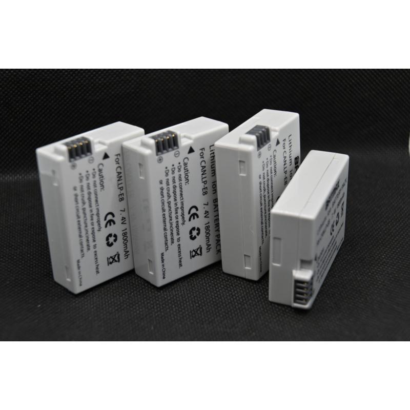 Canon LPE8 akkumulátor