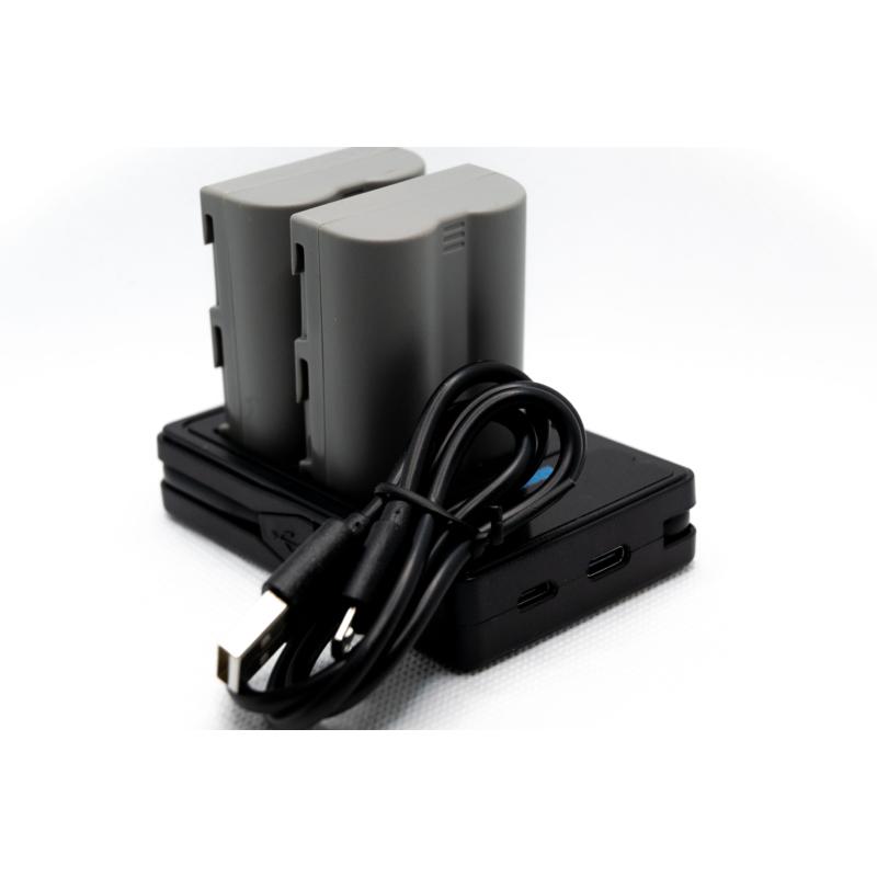 Nikon EN-EL3e akkumulátor töltő