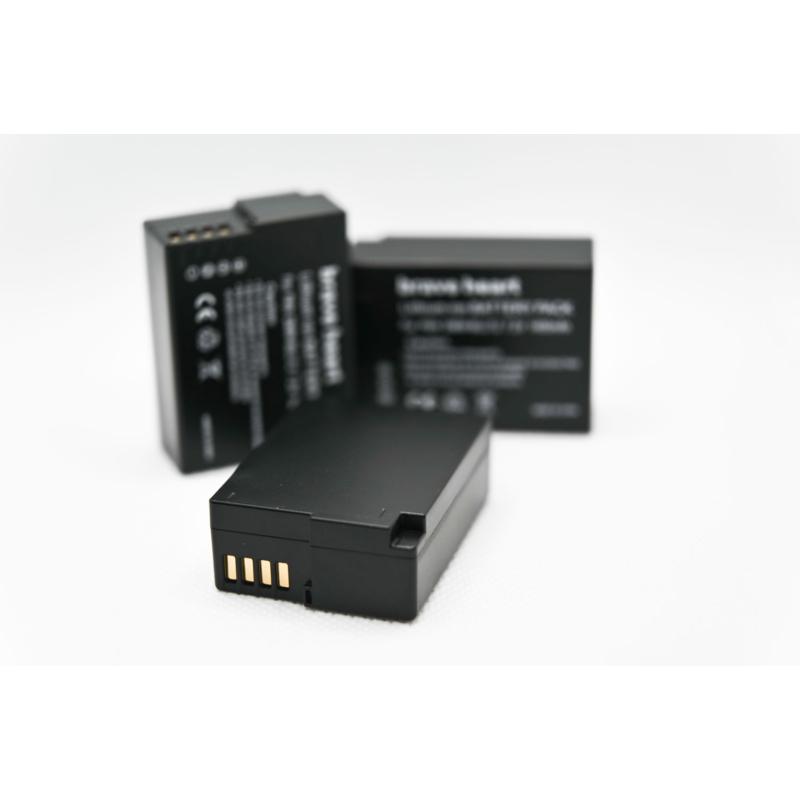 Panasonic GX80 akkumulátor - 1400 mAh DMW-BLC12, BLC12E