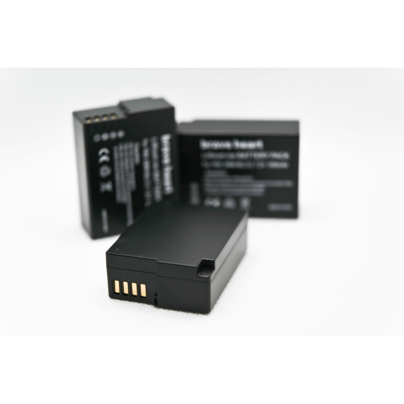 Panasonic FZ2500 akkumulátor - 1400 mAh DMW-BLC12, BLC12E