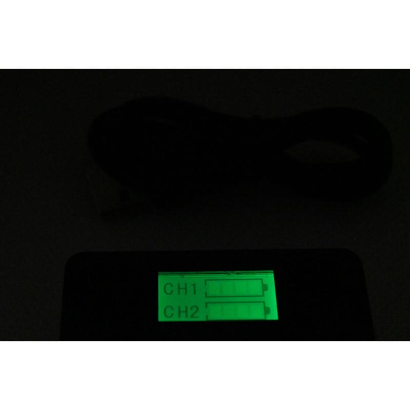 Panasonic GH5 GH4 töltő