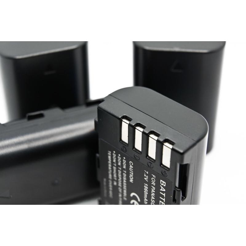 Panasonic DMW-GH3 akkumulátor