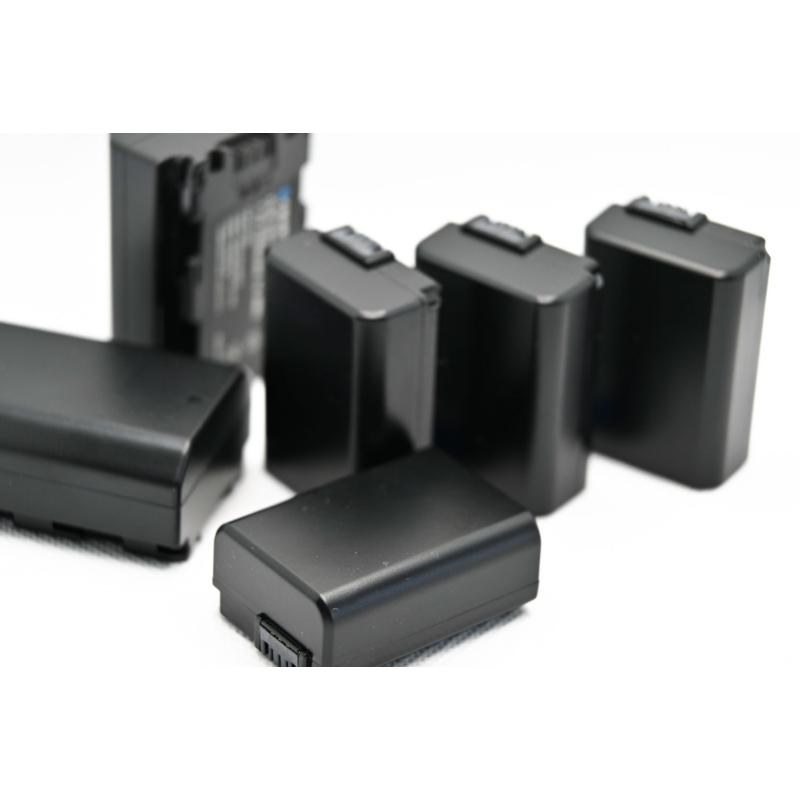 Sony Alpha akkumulátor