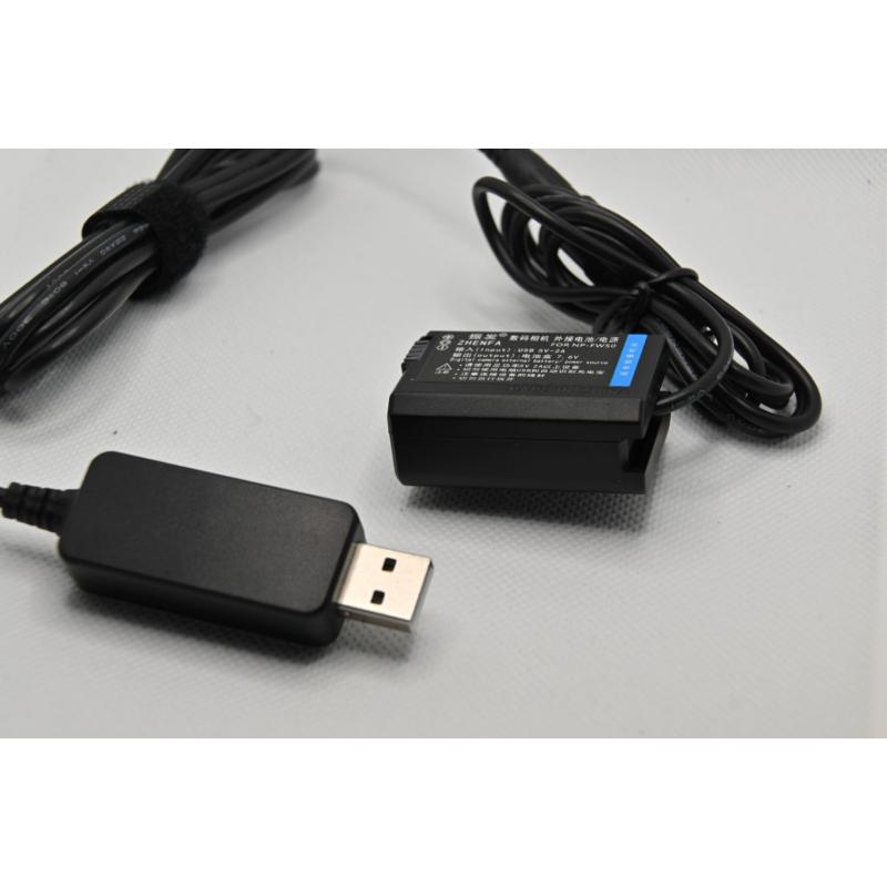 Sony NP-FW50 tápegységre