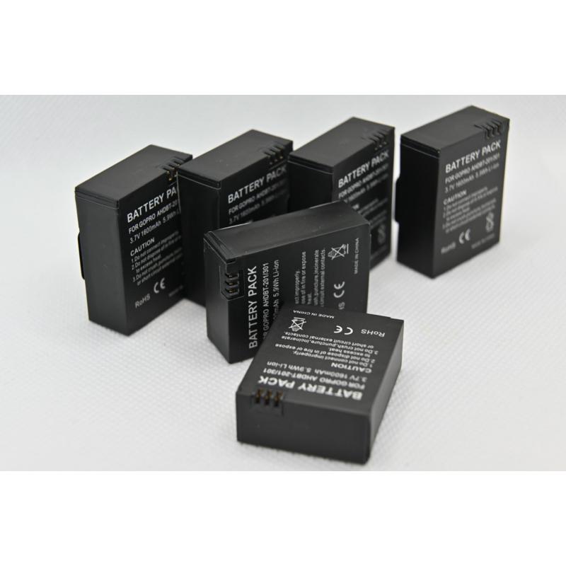 GoPro 3 battery