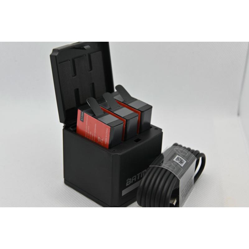 GoPro HERO 8 akkumulátor - 1600 mAH
