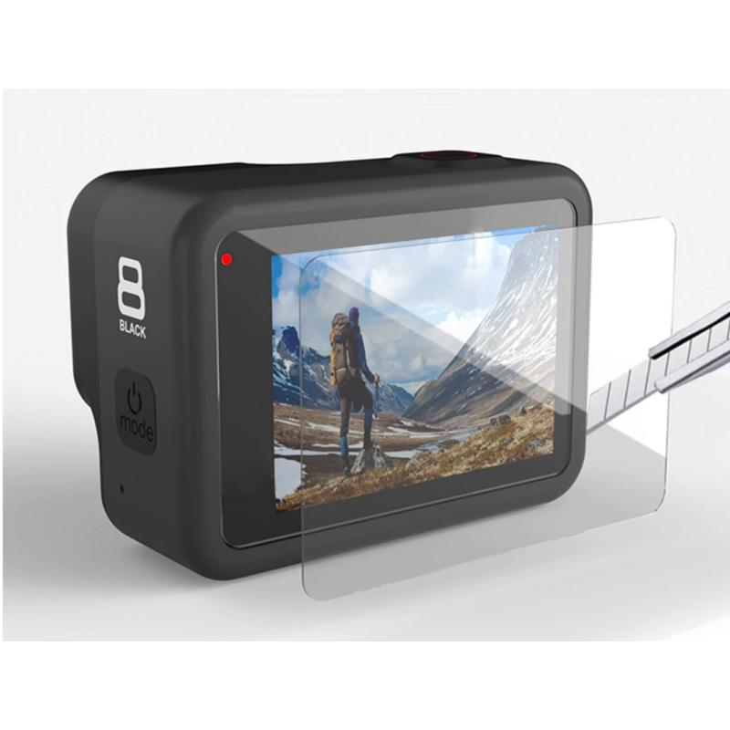 GoPro 8 kijelzővédő