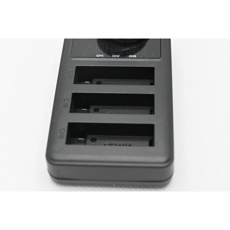 GoPro Hero 4 akkumulátor töltő