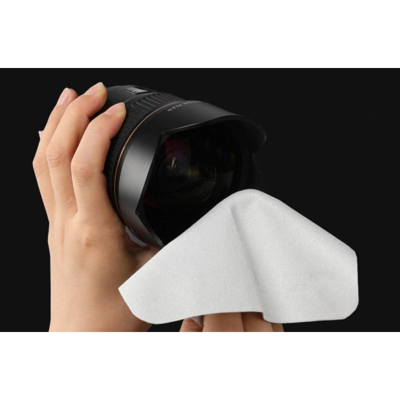 kamera objektív tisztító kendő