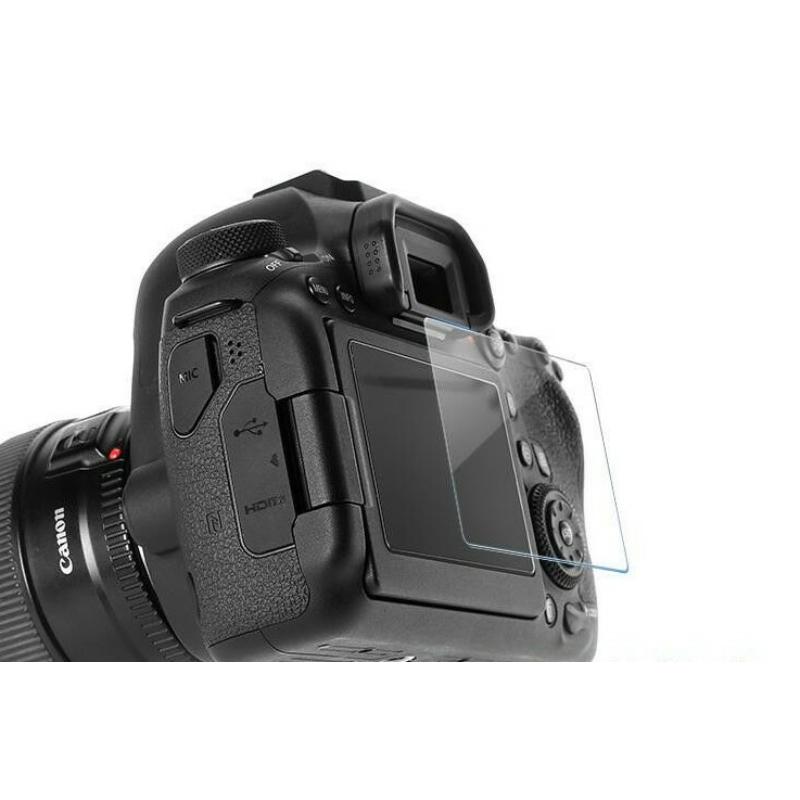 Canon 750D kijelzővédő üveg