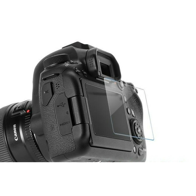 Canon 70D kijelzővédő üveg