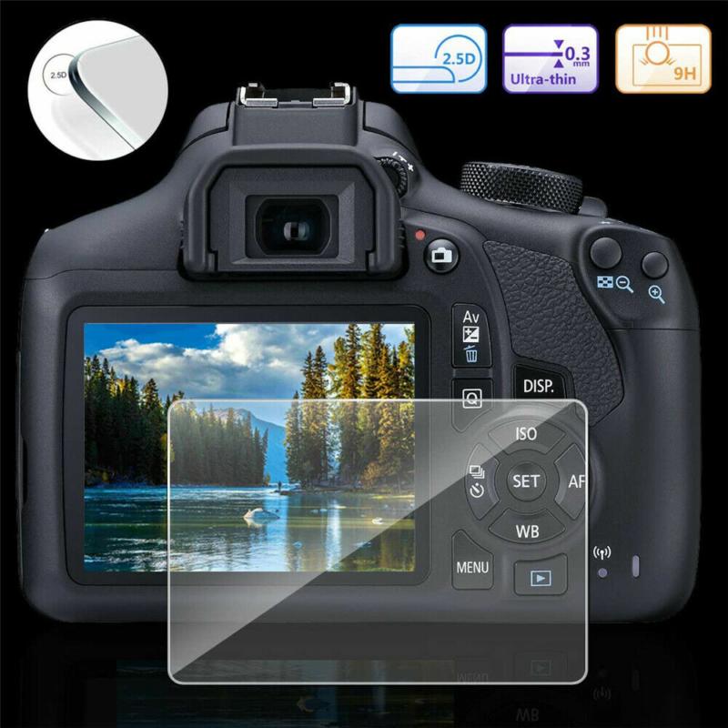 Canon 600D kijelzővédő
