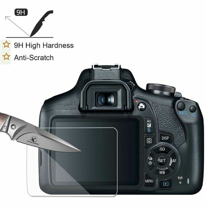 Canon 1100D kijelzővédő