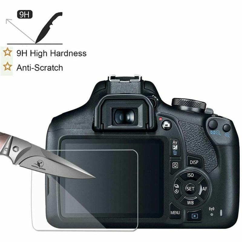 Canon 70D kijelzővédő