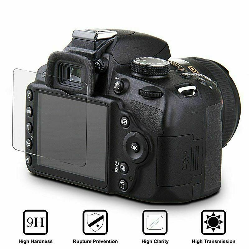 Nikon D3400 kijelzővédő