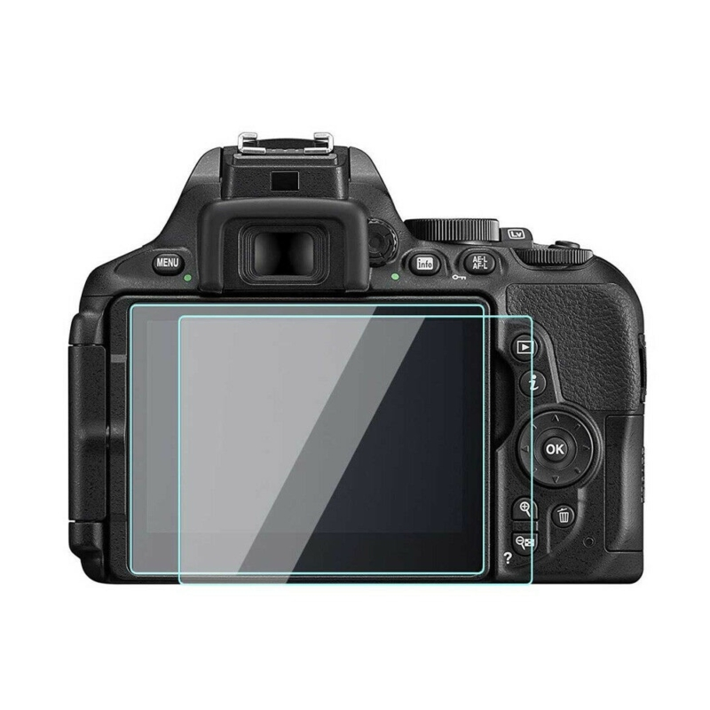 Nikon D5100 kijelzővédő