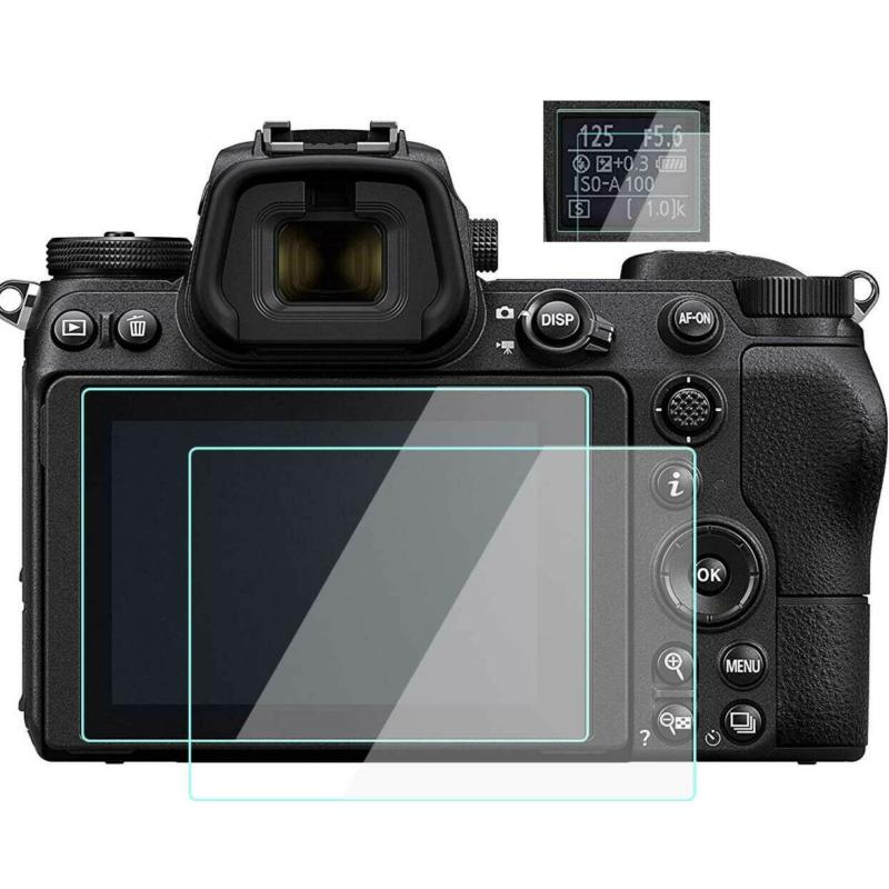 Nikon Z5 kijelzővédő