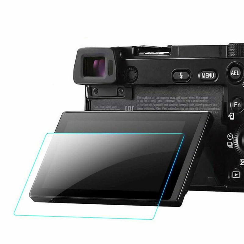 Sony A6500 kijelzővédő