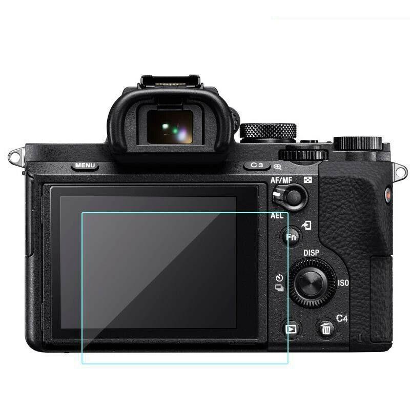 Sony A7R kijelzővédő