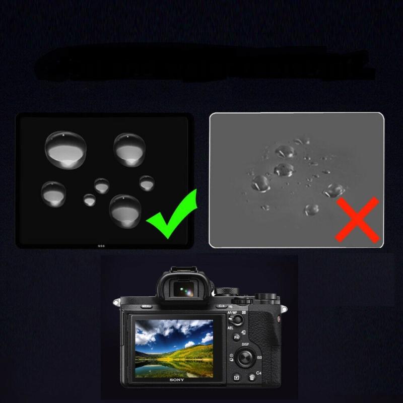 Sony A7R üveg