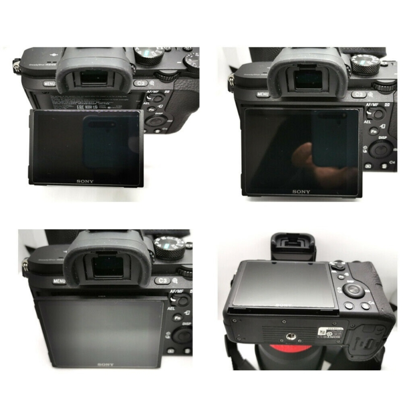 Sony A7RIII üvegfólia