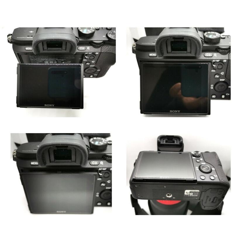 Sony A9 üvegfólia