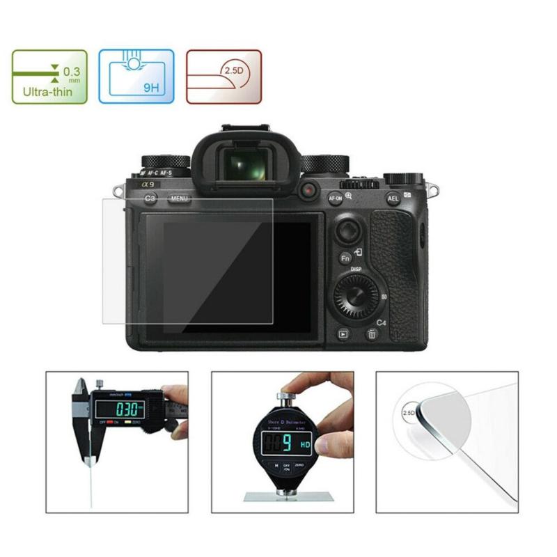 Sony A7m3 kijelzővédő