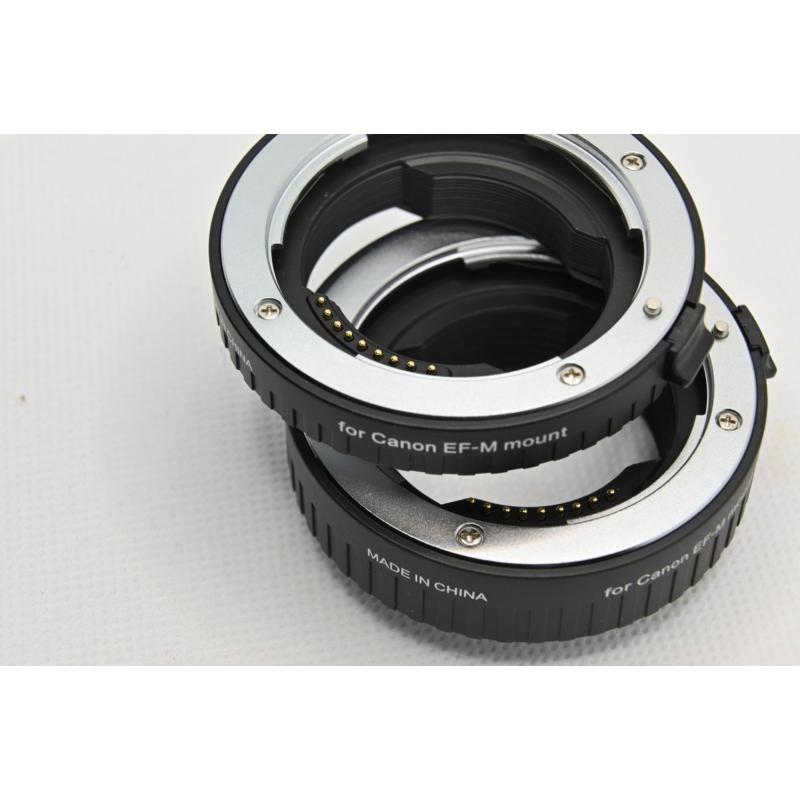 Canon EOS M makro közgyűrű adapter