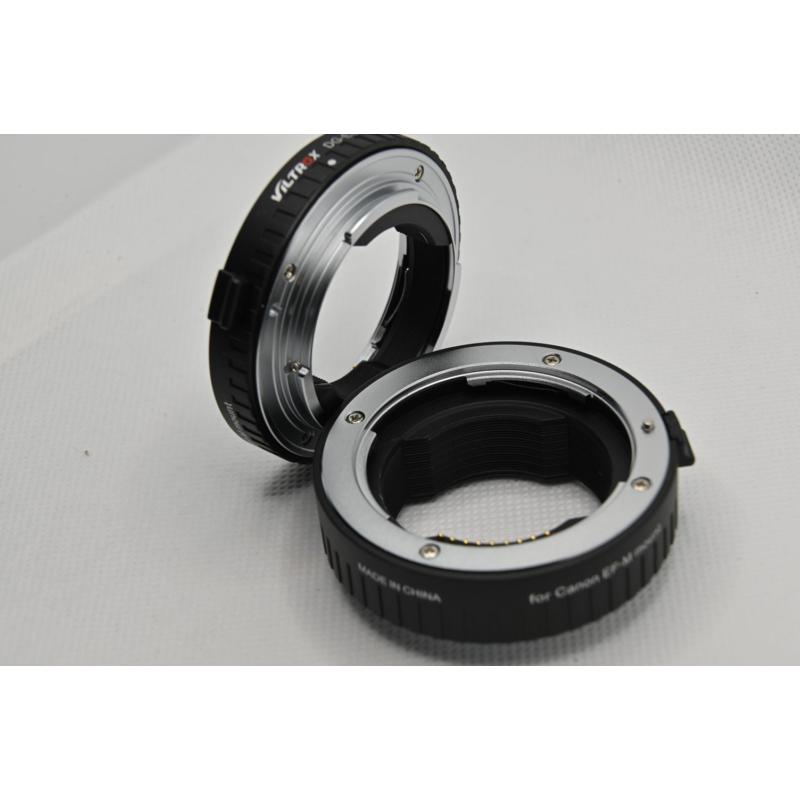 Canon EOS M makro adapter
