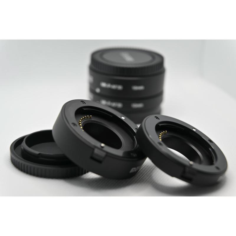 Panasonic micro 4/3 makro közgyűrű