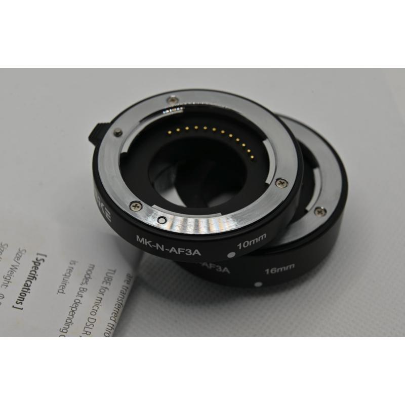 Nikon makro objektív