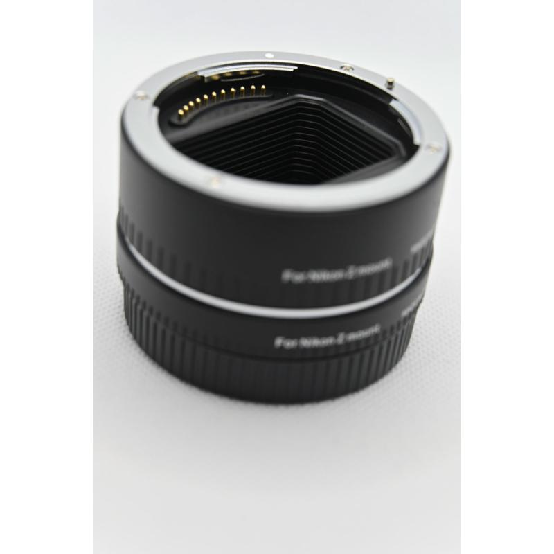 Nikon Z50 makro közgyűrű