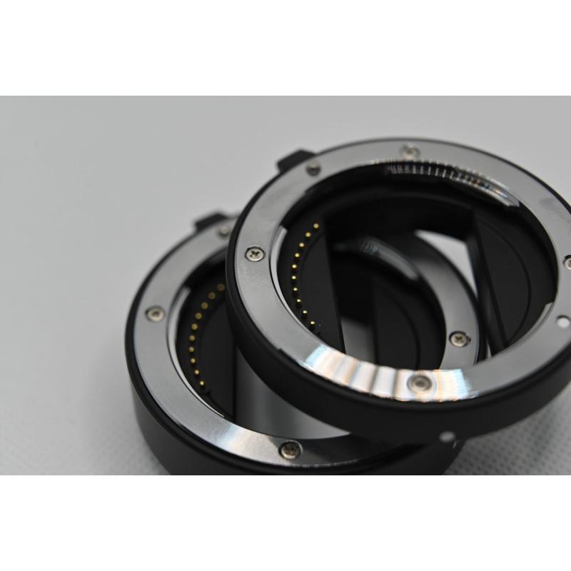 Sony E makro közgyűrű adapter fém